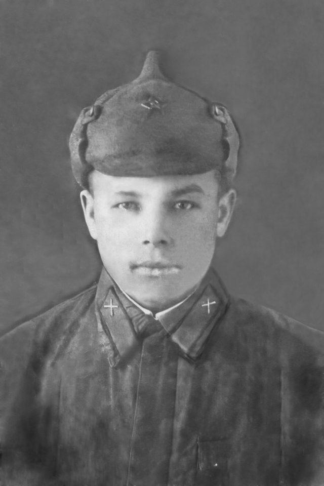 Очетов Василий Алексеевич