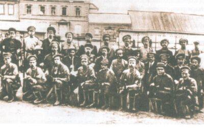 «МАРИЙСКАЯ РОТА» ОБРАЗЦА 1925 ГОДА